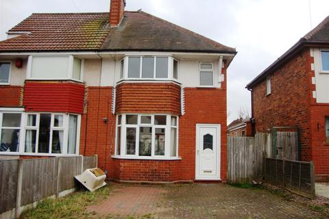 2 bedroom semi-detached house to rent - Hardwick Road, Solihull, B92 7NJ