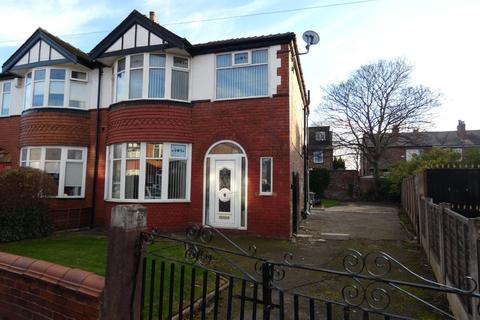 3 bedroom semi-detached house to rent - Northleigh Road, Firswood M16