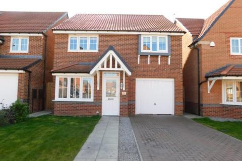 4 bedroom detached house for sale - MORGAN DRIVE, SPENNYMOOR, SPENNYMOOR DISTRICT