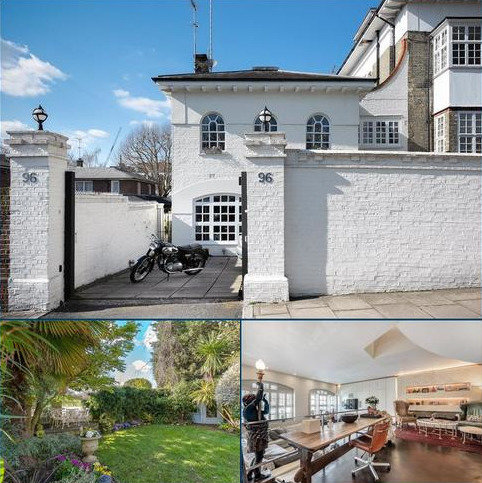 3 bedroom semi-detached house for sale - Carlton Hill, London, NW8
