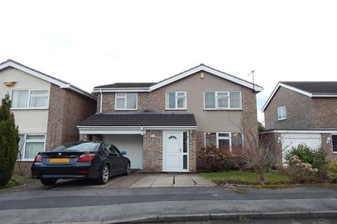 4 bedroom detached house for sale - Staindale Drive, Aspley, Nottingham, NG8
