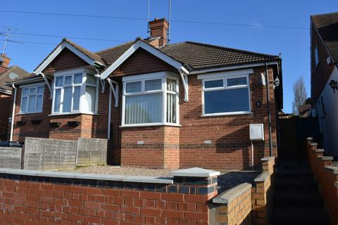 2 bedroom semi-detached bungalow to rent - Malcolm Drive, Duston, Northampton NN5 5NJ