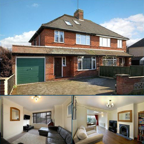 4 bedroom house for sale - St Nicholas Road, Wallingford, OX10