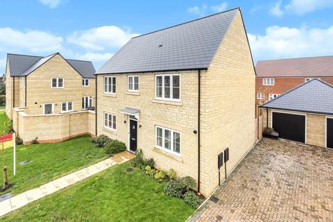 4 bedroom detached house to rent - Shingleton Way,  Bampton,  OX18