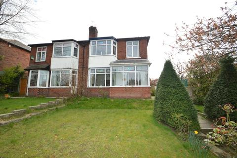 3 bedroom semi-detached house to rent - Hilton Lane, Prestwich, Manchester, Greater Manchester, M25
