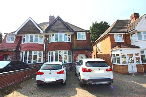 3 bedroom semi-detached house to rent - Woodford Green Road, Hall Green, Birmingham B28