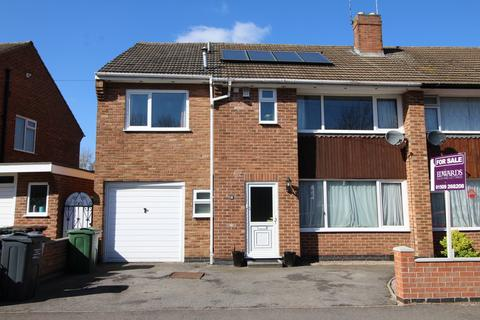 4 bedroom semi-detached house to rent - Valley Road, Loughborough
