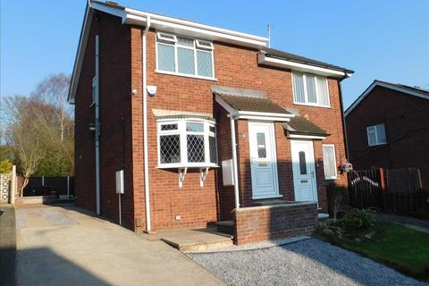 2 bedroom semi-detached house for sale - WORCESTER CLOSE, BOTTESFORD, SCUNTHORPE