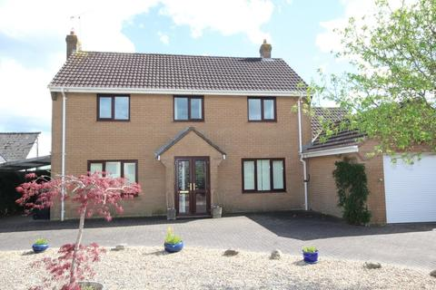 4 bedroom detached house for sale - Leigh Road, Chulmleigh