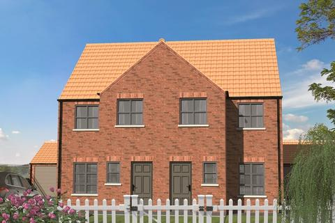 3 bedroom semi-detached house for sale - The Ash, Plot 41, Westfield Park, Louth