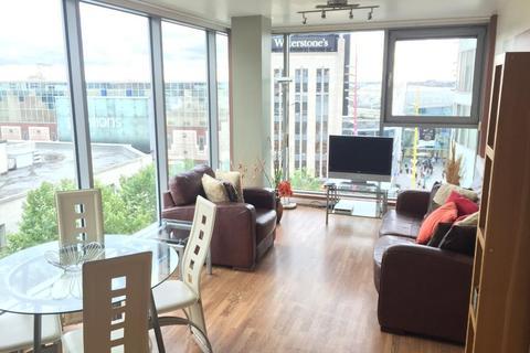 1 bedroom apartment to rent - 5 Worcester Street, Birmingham, B2 4BB