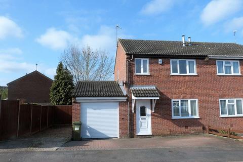 3 bedroom semi-detached house for sale - Hoskins Close, Wigston