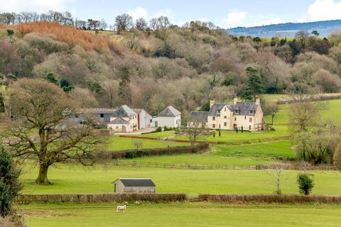 Farm for sale - Graigwith Farm, Llangybi, Usk, Monmouthshire, NP15