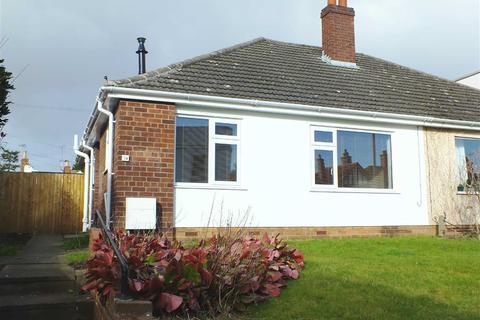 2 bedroom semi-detached bungalow to rent - Hales Road, Central, Cheltenham