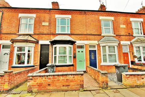 2 bedroom terraced house to rent - Knighton Fields Road West, Leicester