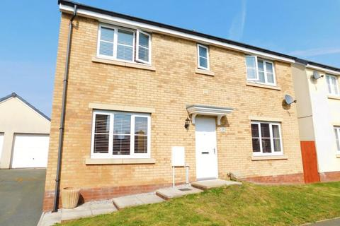 4 bedroom detached house for sale - Long Heath Close, Caerphilly