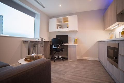 Studio to rent - Union Street, S1