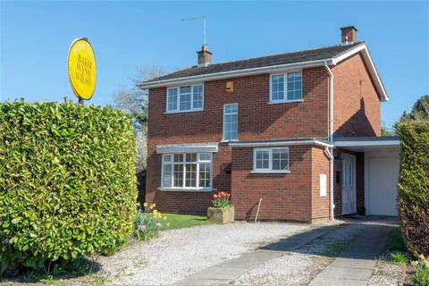 3 bedroom detached house for sale - Moorlands Drive, Nantwich, Cheshire
