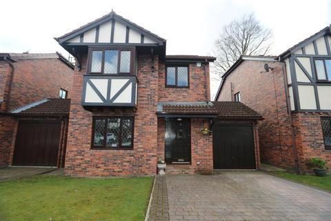 4 bedroom detached house for sale - Tudor Court, Prestwich, Manchester