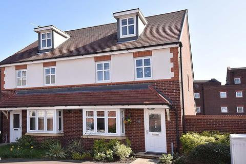 3 bedroom semi-detached house for sale - Camberwell Drive, Warrington