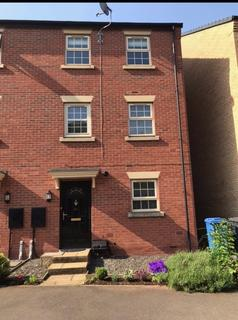 2 bedroom townhouse to rent - Towpath Way, Spondon, Derby