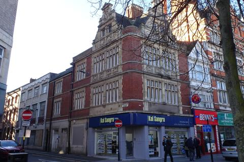 Studio to rent - Chatham Street, Leicester, LE1