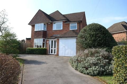 4 bedroom detached house to rent - Buryfield Road, Solihull