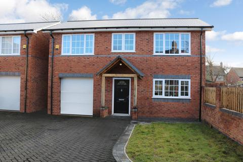 4 bedroom detached house to rent - Copt Heath Croft, Knowle