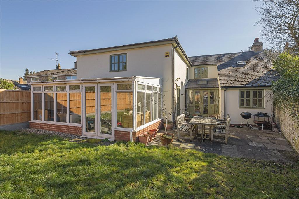 High Street Harston Cambridge Cb22 4 Bed Detached House