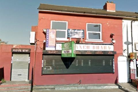 Restaurant for sale - Soho Road, Handsworth, West Midlands, B21