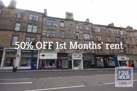 4 bedroom flat to rent - Roseburn Terrace, EDINBURGH, Midlothian, EH12
