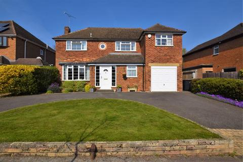 4 bedroom detached house for sale - Woodchester Road, Dorridge, Solihull, B93 8EJ