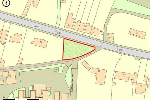 Land for sale - The Mount, Shrewsbury