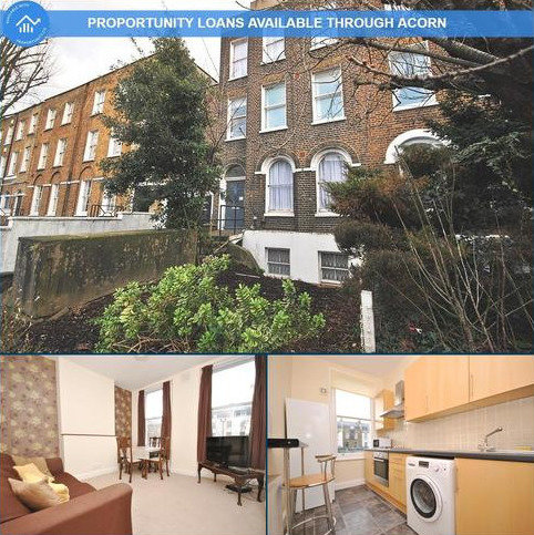 2 bedroom flat for sale - Clapham Road Clapham SW9