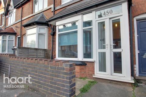 3 bedroom terraced house to rent - Harborne Park Road, Harborne