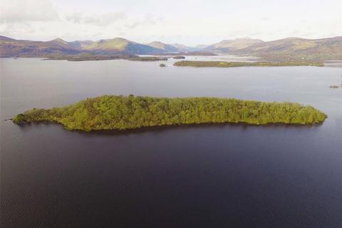 Land for sale - Torrinch Island, Loch Lomond, Balloch, G63
