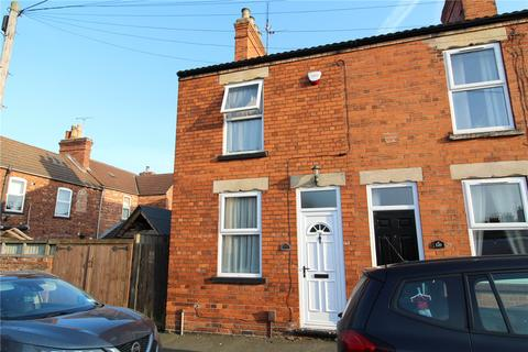 2 bedroom end of terrace house for sale - Edward Street, Grantham, NG31