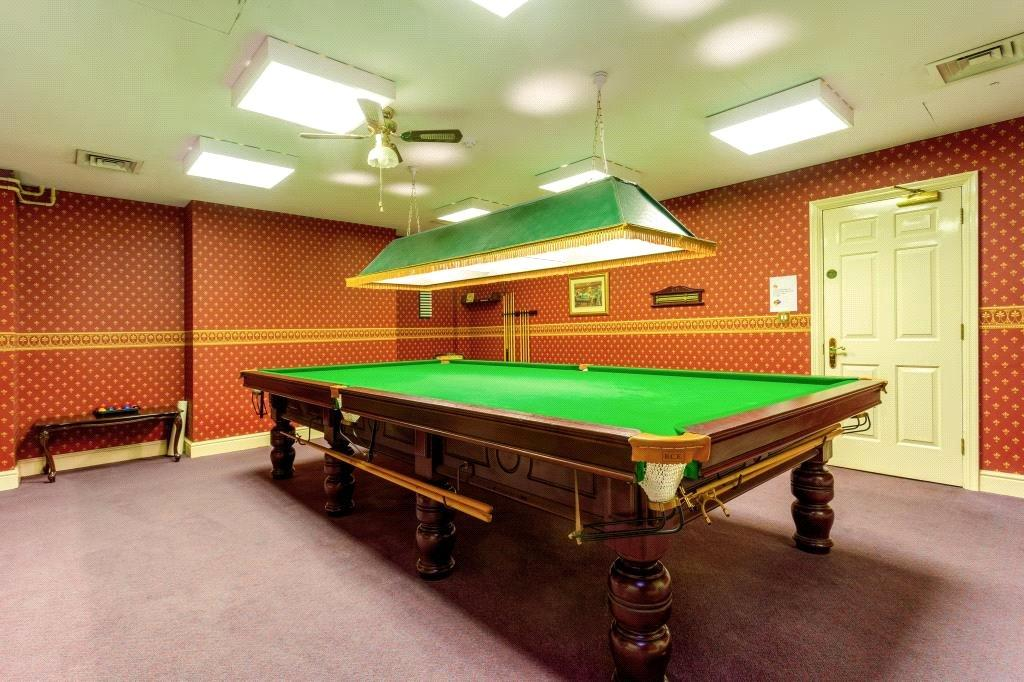 Communal Snooker