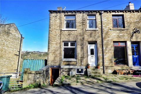 2 bedroom end of terrace house for sale - Whiteley Street, Milnsbridge, Huddersfield, West Yorkshire, HD3