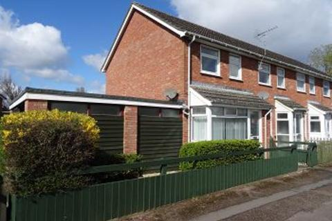 2 bedroom terraced house to rent - Cotfield Street, Exeter