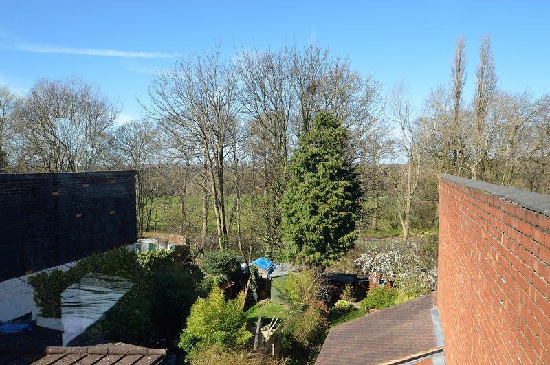 View from the loft