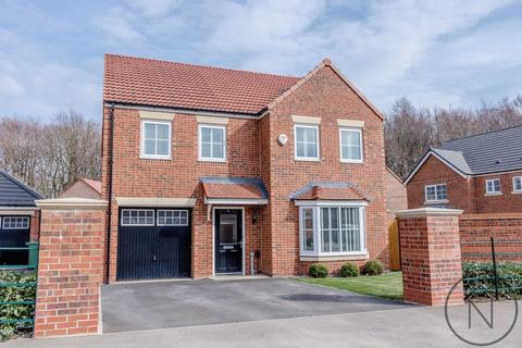 4 bedroom detached house for sale - Buttercup Avenue, Wynyard Manor