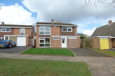 4 bedroom detached house to rent - Sir Richards Drive, Harborne, Birmingham, B17 8SS