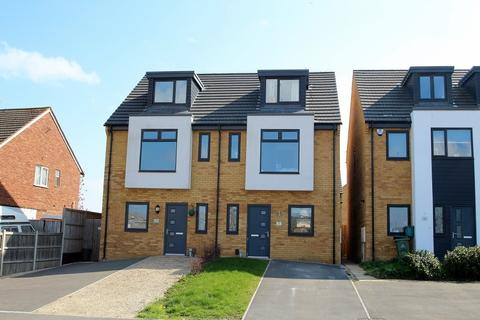 4 bedroom semi-detached house to rent - New Dawn Place , Village Road , Cheltenham