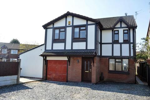 4 bedroom detached house for sale - Haywood Close, Lowton, WA3 2TY