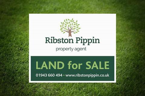 Plot for sale - 38 Moorland Crescent, Homestead Estate, Menston