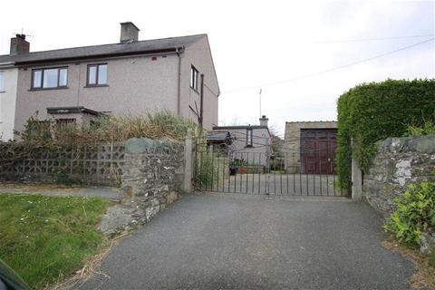 3 bedroom semi-detached house for sale - Maes Y Plas, Llanfechell, Anglesey, LL68