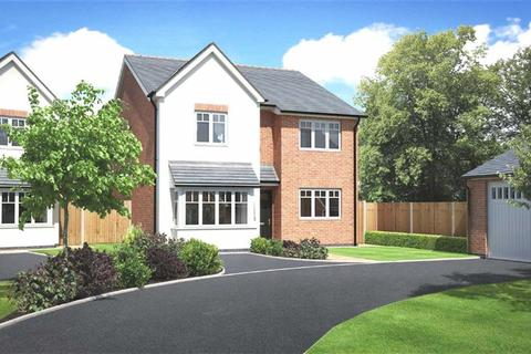 4 bedroom detached house for sale - Plot 4, Weavers Rise, Upper Chirk Bank, Oswestry, Shropshire, LL14