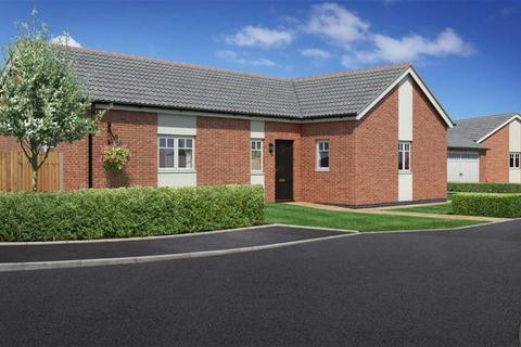 3 bedroom bungalow for sale - Plot 2, Weavers Rise, Upper Chirk Bank, Oswestry, Shropshire, LL14
