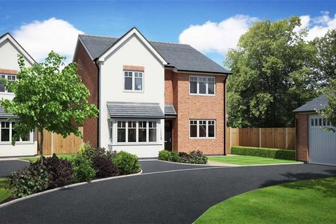 4 bedroom detached house for sale - Plot 3, Weavers Rise, Upper Chirk Bank, Oswestry, Shropshire, LL14